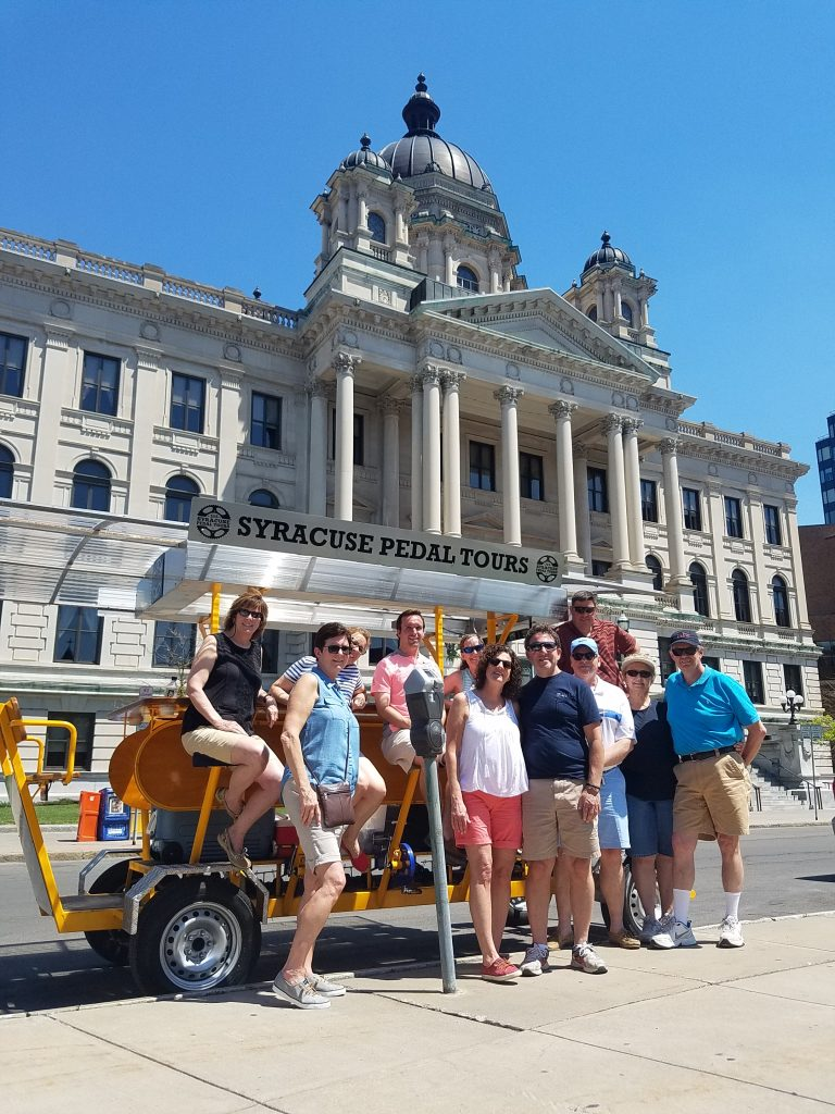 Architectural Tours Syracuse NY