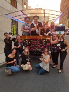 Bachelorette Pedal Tours in Syracuse