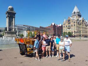Pedal Tours Syracuse NY